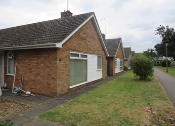 Thumbnail 3 bedroom bungalow to rent in Meynell Walk, Peterborough