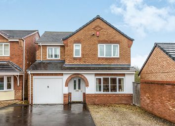 Thumbnail 4 bed detached house for sale in Vivaldi Drive, Heath Hayes, Cannock