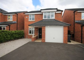Thumbnail 3 bed detached house for sale in Chelmer Way, Eccles, Manchester
