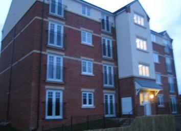 Thumbnail 2 bed flat to rent in Kerridge Drive, Warrington, Cheshire