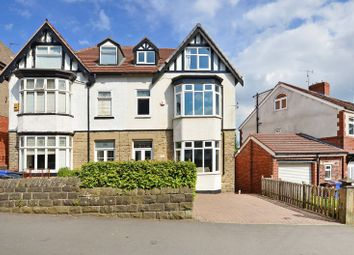 Thumbnail 5 bed semi-detached house for sale in Millhouses Lane, Ecclesall, Sheffield
