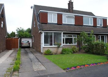 Thumbnail 3 bed semi-detached house for sale in Sunningdale Drive, Bramhall, Stockport
