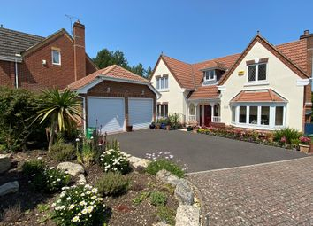 6 bed detached house for sale in Johnson View, Whiteley, Fareham PO15