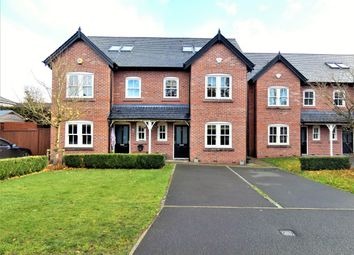 Thumbnail 3 bed semi-detached house for sale in Badgers Croft, Mobberley, Knutsford
