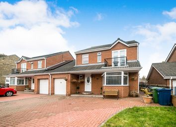 Thumbnail 4 bed detached house for sale in Caledonia, Blaydon-On-Tyne