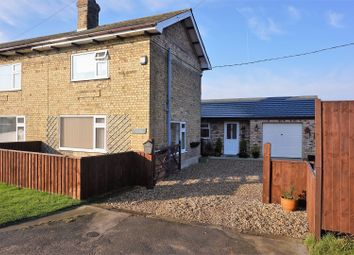 Thumbnail 2 bed semi-detached house for sale in Victoria Street, Wragby