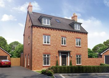 "Thumbnail 4 bedroom detached house for sale in ""The Alexandra"" at Hartburn, Morpeth"