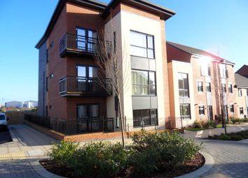 Thumbnail 2 bedroom flat to rent in Regal Way, Hanley, Stoke On Trent