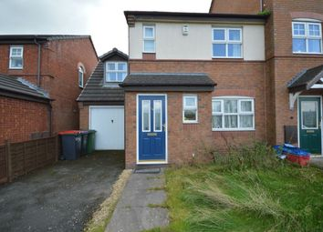 Thumbnail 3 bedroom semi-detached house to rent in Bradley Road, Donnington, Telford