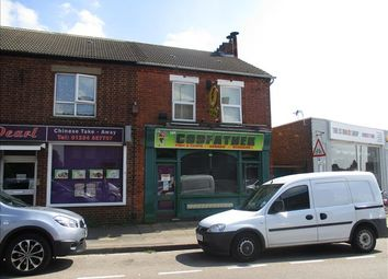 Thumbnail Retail premises for sale in The Codfather, 14 Bunyan Road, Kempston, Bedford