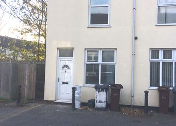 Thumbnail 3 bed end terrace house to rent in Newport Street, Wolverhampton