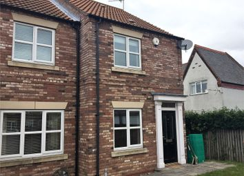 Thumbnail 2 bed end terrace house to rent in The Maltings, Cliffe, Selby, North Yorkshire