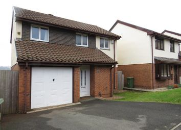 Thumbnail 4 bed detached house for sale in Greenwood Park Road, Plympton, Plymouth