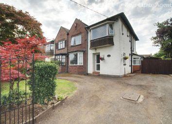 3 bed semi-detached house for sale in Grindley Lane, Blythe Bridge, Stoke-On-Trent ST11