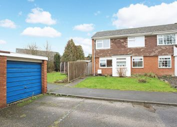 Thumbnail 3 bed semi-detached house for sale in Riddings Close, Ketley, Telford