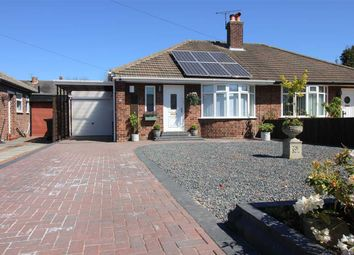 Thumbnail 2 bed bungalow to rent in Worcester Way, Wideopen, Newcastle Upon Tyne