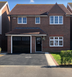 Thumbnail 4 bed detached house for sale in Rinovia Drive, Scartho Top, Grimsby