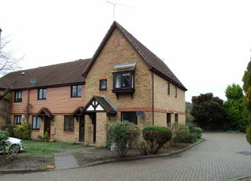 Thumbnail 1 bed end terrace house to rent in Martinsyde, Woking