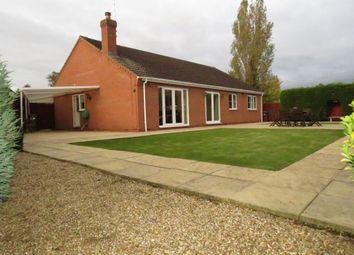 Thumbnail 3 bed detached bungalow for sale in Glebe Road, Fletton, Peterborough