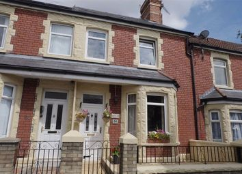Thumbnail 3 bed terraced house for sale in Station Street, Barry, Vale Of Glamorgan