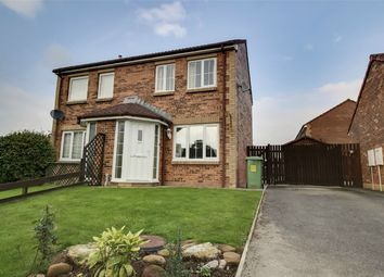 Thumbnail 2 bed semi-detached house to rent in 16 Church Meadows, Great Broughton, Cockermouth, Cumbria