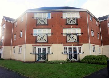 Thumbnail 2 bed flat for sale in Purlin Wharf, Dudley