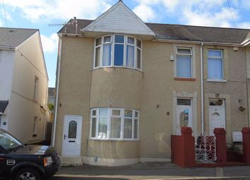 Thumbnail 4 bed semi-detached house for sale in Chemical Road, Morriston, Swansea