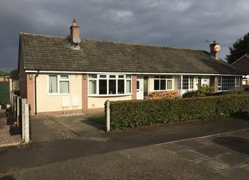 Thumbnail 4 bed semi-detached bungalow for sale in Caldew Drive, Dalston, Carlisle