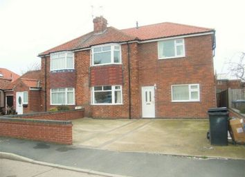 Thumbnail 1 bedroom property to rent in Burnholme Grove, York