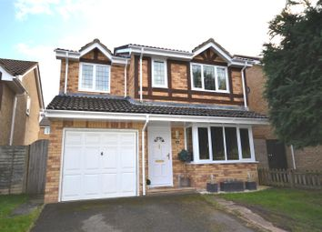 Thumbnail 3 bed detached house for sale in Lyndhurst Drive, Hatch Warren, Basingstoke