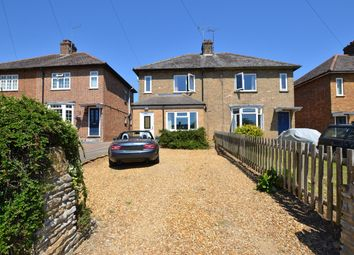 Thumbnail 3 bed semi-detached house to rent in Old Leicester Road, Wansford, Peterborough