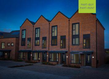 "Thumbnail 4 bedroom terraced house for sale in ""Winwick"" at Dunnock Lane, Cottam, Preston"