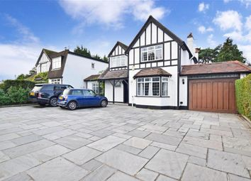 Thumbnail 5 bed detached house for sale in Woodmansterne Lane, Wallington, Surrey
