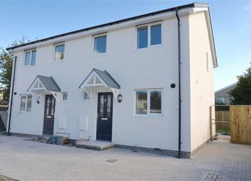 Thumbnail 3 bed semi-detached house for sale in Oakleigh Road, Loughor, Loughor Swansea