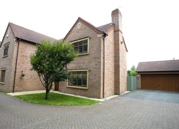 Thumbnail 5 bed detached house for sale in Glade Drive, Little Sutton