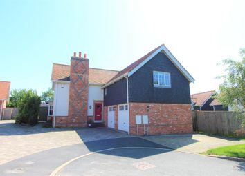 Thumbnail 4 bed detached house to rent in Ingol Lane, Hambleton, Lancashire