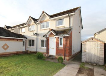 Thumbnail 3 bed semi-detached house for sale in Castle Heather Avenue, Inverness