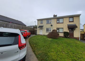 Thumbnail 3 bed semi-detached house for sale in Close Quirk, Ballavagher, Douglas, Isle Of Man