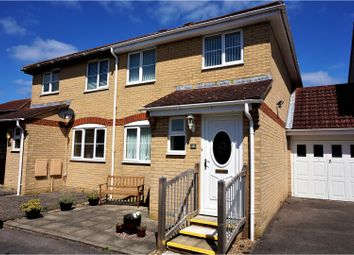 Thumbnail 3 bedroom semi-detached house for sale in Kayak Close, Warsash