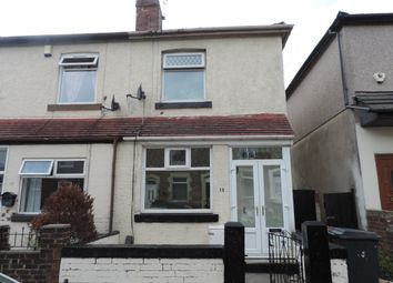 Thumbnail 2 bed end terrace house to rent in Smith Street, Lees, Oldham