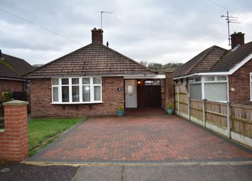 2 bed detached bungalow for sale in Elmhurst Close, Gorleston, Great Yarmouth NR31