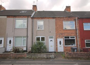 Thumbnail 2 bed terraced house for sale in North View Street, Bolsover, Chesterfield