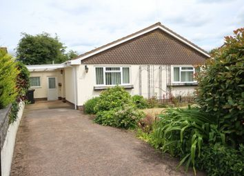 Thumbnail 2 bedroom detached bungalow for sale in Cricket Close, Chulmleigh