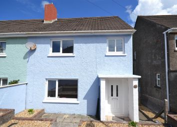 Thumbnail 3 bed semi-detached house for sale in Fleming Crescent, Haverfordwest