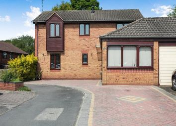 Thumbnail 4 bedroom detached house for sale in Grove Lane, Keresley, Coventry, West Midlands