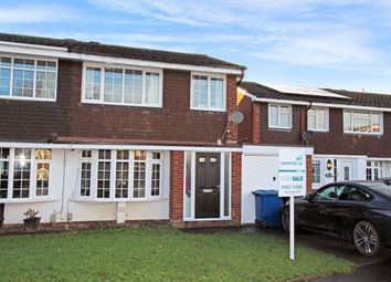 Thumbnail 3 bed semi-detached house for sale in Marlin, Dosthill, Tamworth, Staffordshire