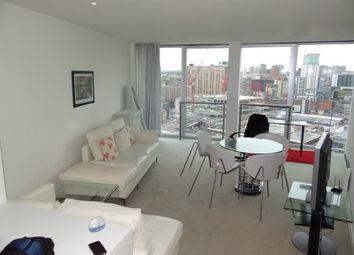 Thumbnail 1 bed flat to rent in Rotunda, 150 New Street, Birmingham