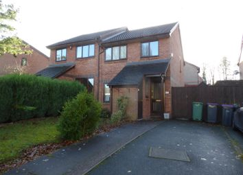 Thumbnail 3 bedroom semi-detached house for sale in Beveley Road, Oakengates, Telford