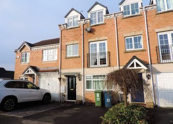 Thumbnail 3 bed town house to rent in Wellington Close, Stafford