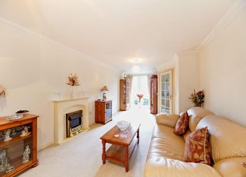 Thumbnail 1 bed property for sale in Hampton Lodge, 15 Cavendish Road, Sutton, Surrey